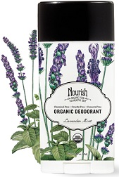 Image of Organic Deodorant Lavender Mint