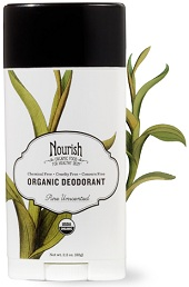 Image of Organic Deodorant Pure Unscented