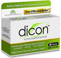 Image of Dicon (active digestive support)