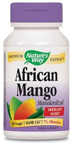 Image of African Mango Standardized Extract 150 mg