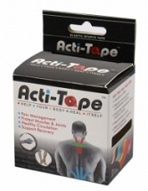 Image of Acti-Tape Black