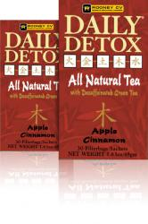 Image of Daily Detox Tea Caffeine Free Apple Cinnamon