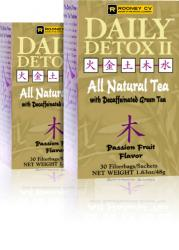 Image of Daily Detox II Tea Caffeine Free Passion Fruit