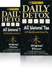 Image of Daily Detox Tea Caffeine Free Original