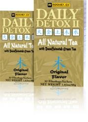 Image of Daily Detox II Tea Caffeine Free Original