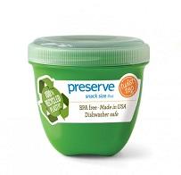 Image of Food Storage Mini (8 Ounces) Gree Apple