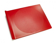 Image of Plastic Cutting Board Small Red Tomato