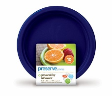 Image of On the Go Plate Small Midnight Blue