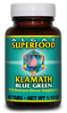 Image of Klamath Blue Green Algae 400 mg Tablet