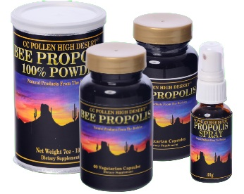 Image of Bee Propolis 500 mg Tablet