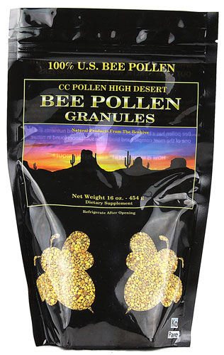 Image of Bee Pollen Granules Bag
