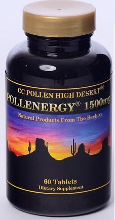 Image of Pollenergy 1500 mg Chewable