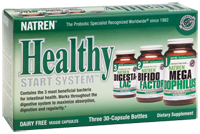 Image of Healthy Start System Dairy Free (3 Pieces)