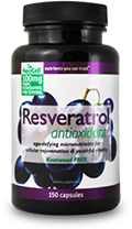 Image of Resveratrol 100 mg