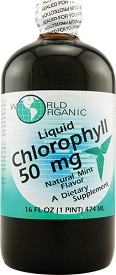 Image of Chlorophyll 50 mg Liquid
