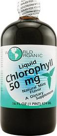 Image of Chlorophyll 50 mg Liquid