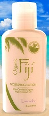 Image of Nourishing Lotion with Coconut Oil for Face & Body Lavender