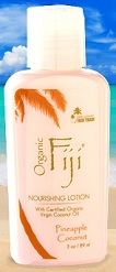 Image of Nourishing Lotion with Coconut Oil for Face & Body Pineapple Coconut