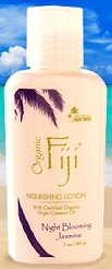 Image of Nourishing Lotion with Coconut Oil for Face & Body Night Blooming Jasmine