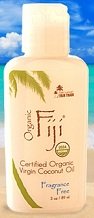 Image of Coconut Oil Organic Fragrance Free