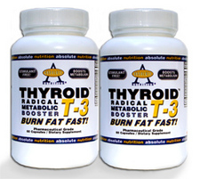 Image of Thyroid T-3 (twin-pack)