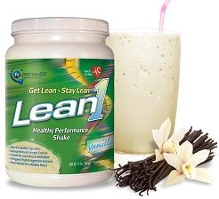 Image of Lean1 Shake Powder Vanilla