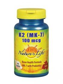 Image of K2 (MK7) 100 mcg