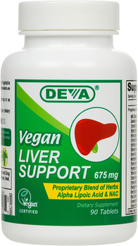 Image of Vegan Liver Support 675 mg