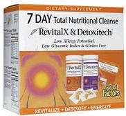 Image of 7 Day Total Nutritional Cleanse (RevitalX & Detoxitech Kit)