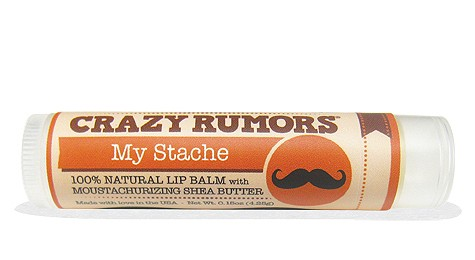 Image of My Stache-Sweet Mint Moustache Lip Balm