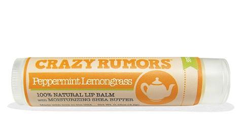 Image of Peppermint Lemon Grass Lip Balm