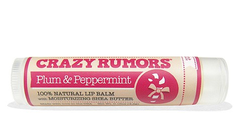 Image of Plum & Peppermint Lip Balm