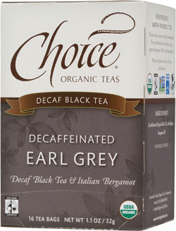 Image of Decaffeinated Earl Grey Tea