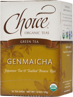 Image of Genmaicha Tea