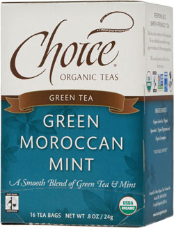 Image of Green Moroccan Mint Tea