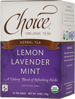 Image of Lemon Lavender Mint Tea