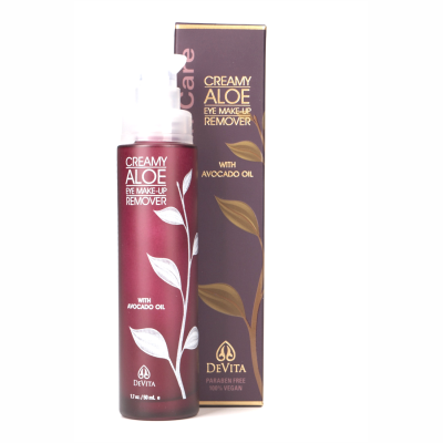 Image of Creamy Aloe Eye Makeup Remover