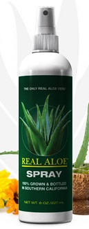 Image of Real Aloe Spray