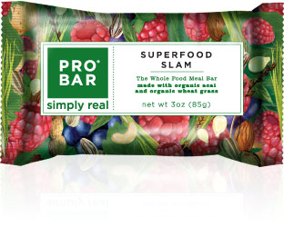 Image of PROBAR Whole Food Meal Bar Superfood Slam