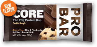 Image of PROBAR Core Bar Cookie Dough