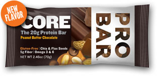 Image of PROBAR Core Bar Peanut Butter Chocolate