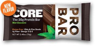 Image of PROBAR Core Bar Mint Chocolate