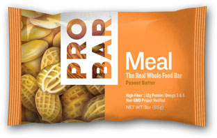 Image of PROBAR Meal Bar Peanut Butter