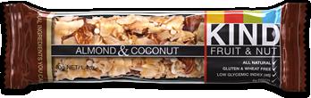 Image of KIND Bar Fruit & Nut Almond & Coconut