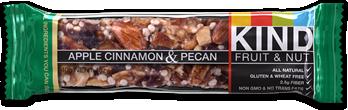 Image of KIND Bar Fruit & Nut Apple Cinnamon & Pecan