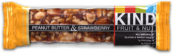 Image of KIND Bar Fruit & Nut Peanut Butter & Strawberry