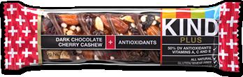 Image of KIND Bar Plus Dark Chocolate Cherry Cashew + Antioxidants