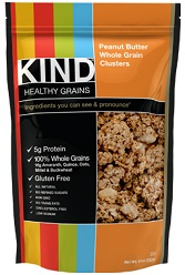 Image of KIND Healthy Grains Peanut Butter Whole Grain Clusters