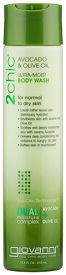 Image of 2Chic Avocado & Olive Oil Ultra-Moist Body Wash (normal to dry skin)