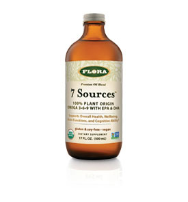 Image of 7 Sources Liquid (Omega 3-6-9)